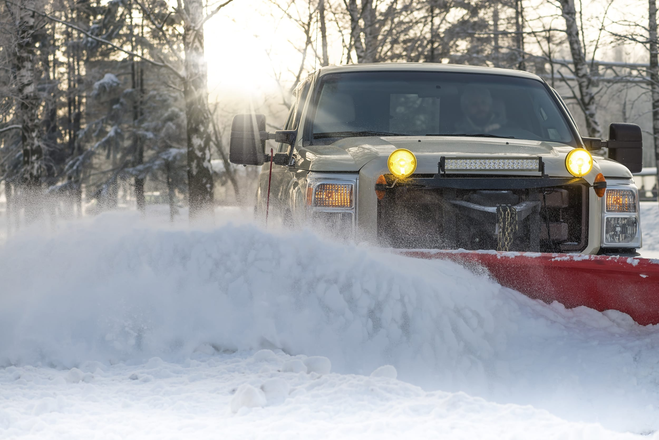 snow removal services Northern Virginia