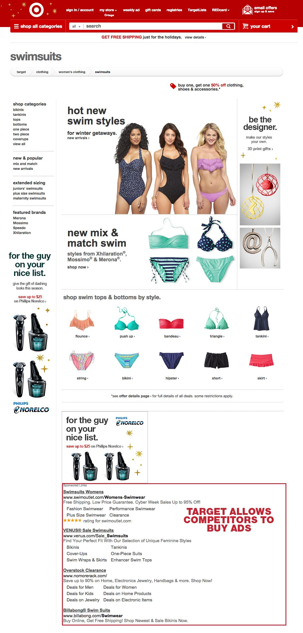 swimsuits--women-s-clothing--clothing---Target