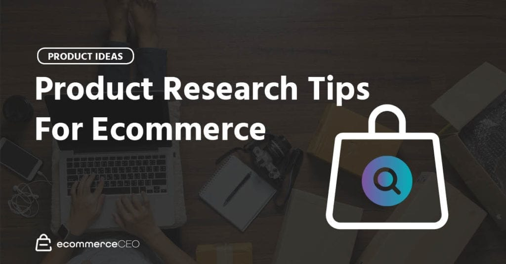 Ecommerce Product Market Research