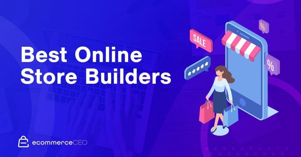 Best Ecommerce Website Builders