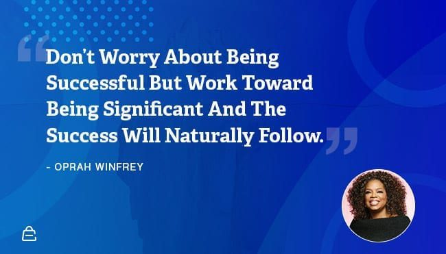 Quote 19 Oprah Dont Worry