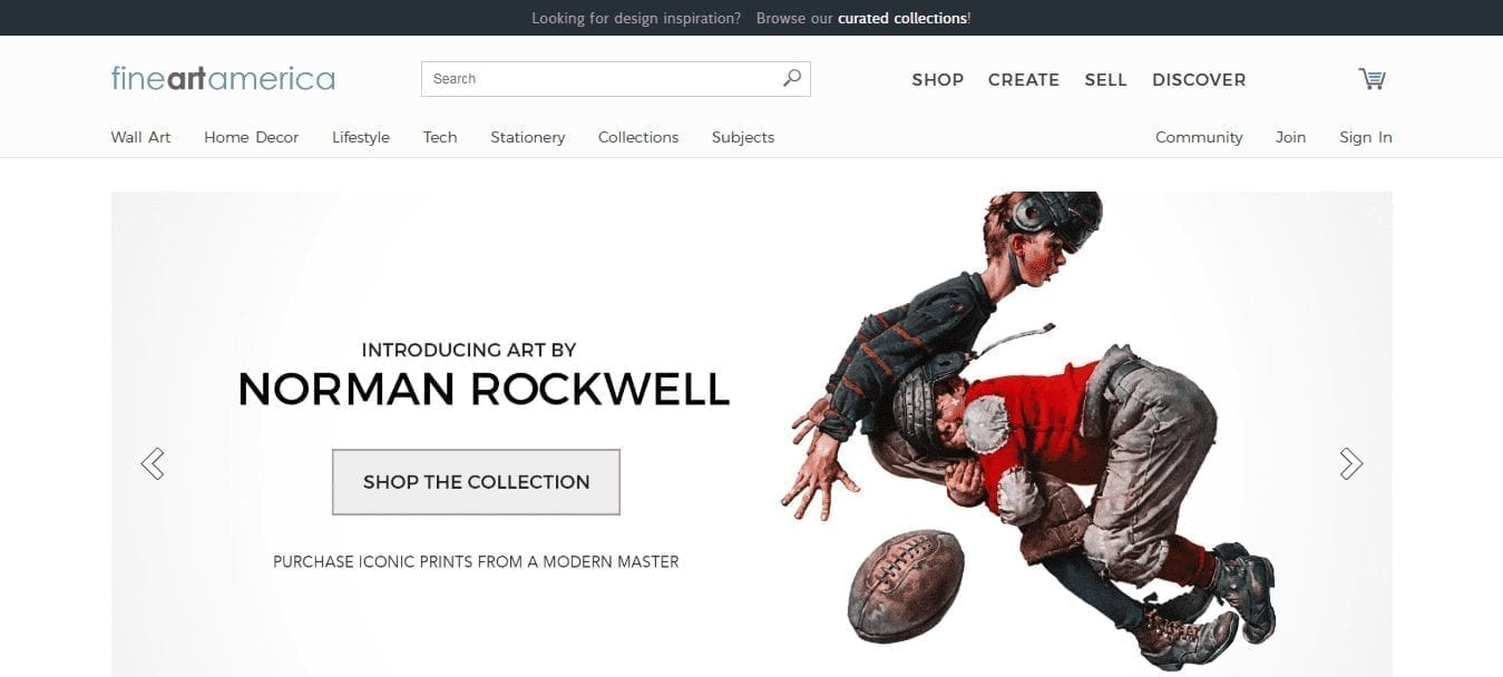 Fine Art America Affordable Wall Art from Independent Artists and Iconic Brands